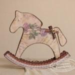 Лошадки для раскраски