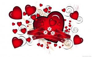 Рисунок для гравировки на день всех влюбленных