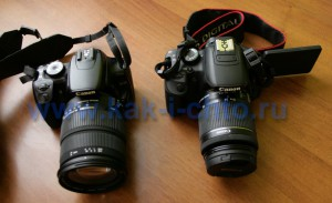 Выбор между Canon EOS 600D и 650D вместо 400D - сравниваем