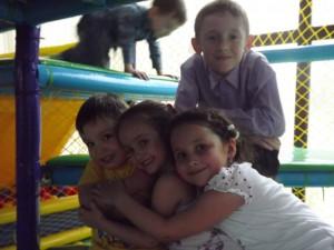 Как весело провести время с ребенком