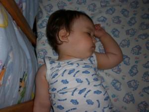 Как уложить ребенка спать или некоторые хитрости!