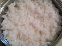 15 Пока жарится рыбка,отварить в большом к-ве воды рис.