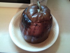 Вкусная золотая каша в тыквенном горшочке