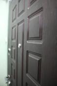 внешняя МДФ панель на входной двери