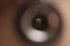 что видно в глазок на входной двери