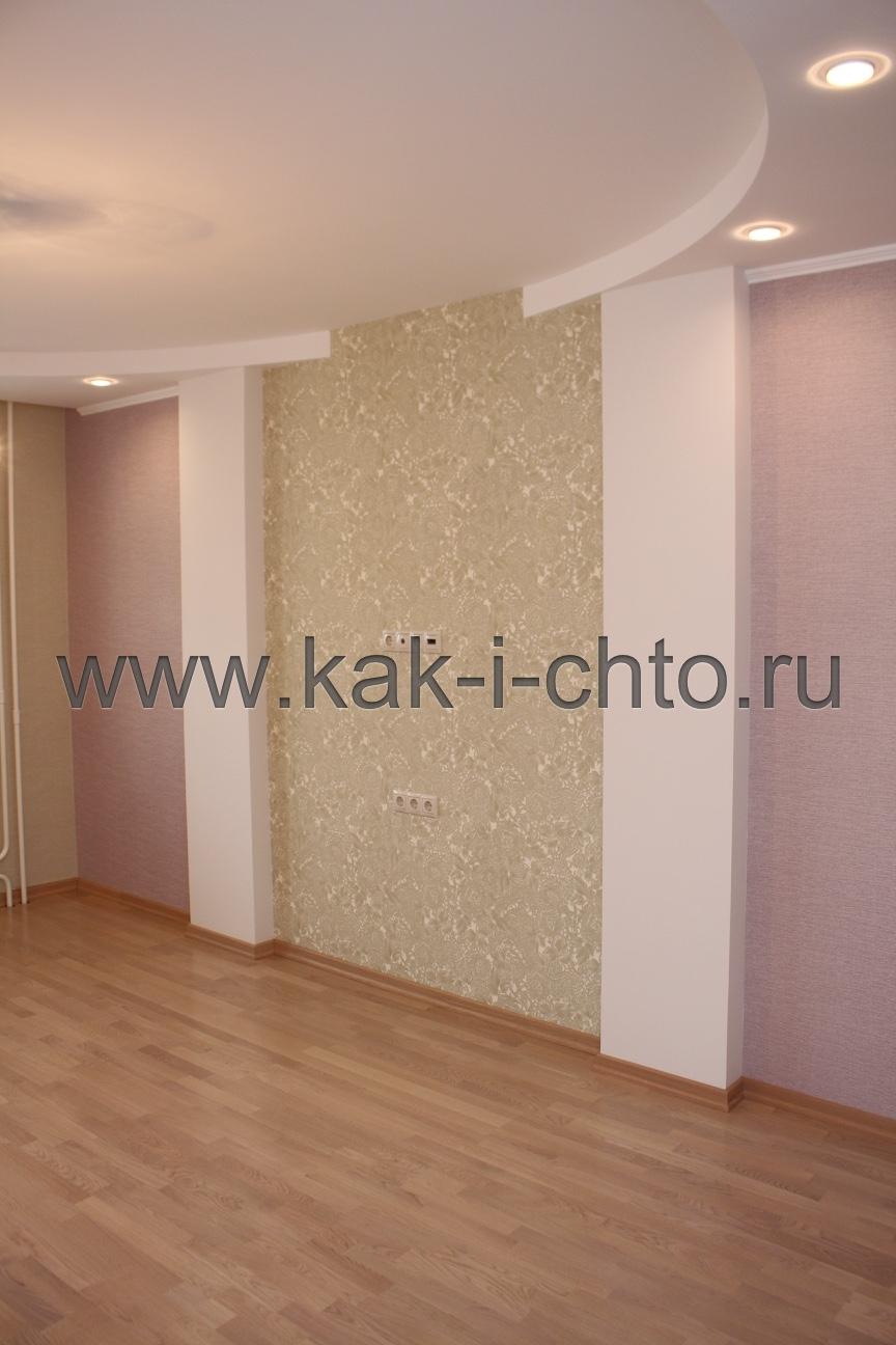 Готовый ремонт в спальне - обои Erisman Ажур 4032-12, 4032-9, 4237-5, 4237-6 в интерьере