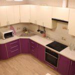 Кухня 13 метров с эркером — Ремонт с мебелью и техникой — обжитая кухня